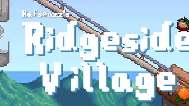 Новая деревня на утёсе / Ridgeside Village
